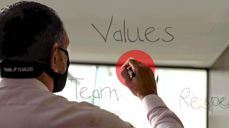 Values Team Respect